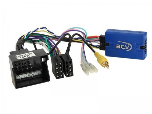 Lenkrad-Interface Iveco > SONY (42-IV-604)