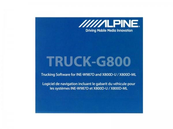 Alpine TRUCK-G800