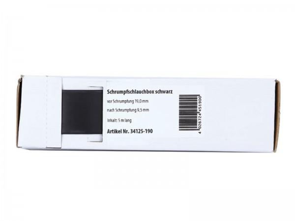 Schrumpfschlauch 19,0 mm - 9,5mm