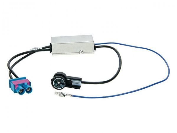 ISO-Antennenadapter Doppel-Fakra (1524-88)