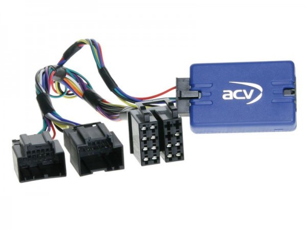 Lenkrad-Interface Chevrolet > ALPINE (42-CV-101)