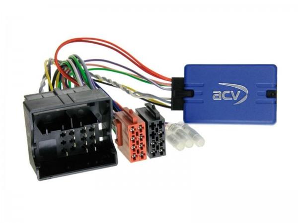 Lenkrad-Interface Peugeot > SONY (42-PG-608)