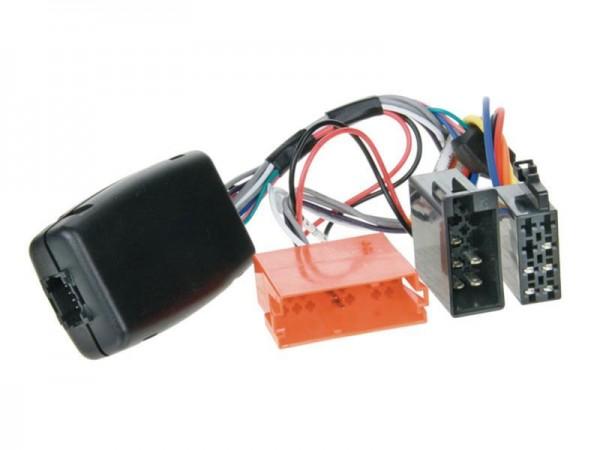 Lenkrad-Interface Citroen/Peugeot/Fiat > KENWOOD (42-1444-701)