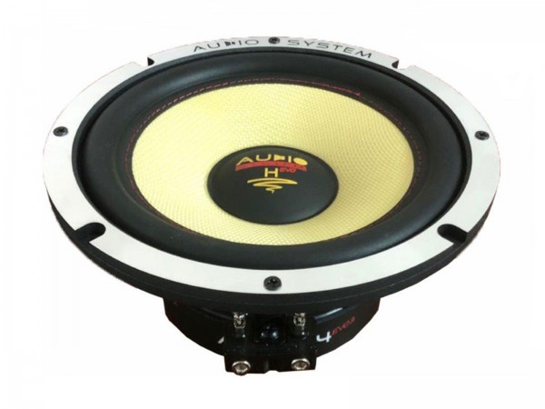 Audio System AX 165-4 EVO2
