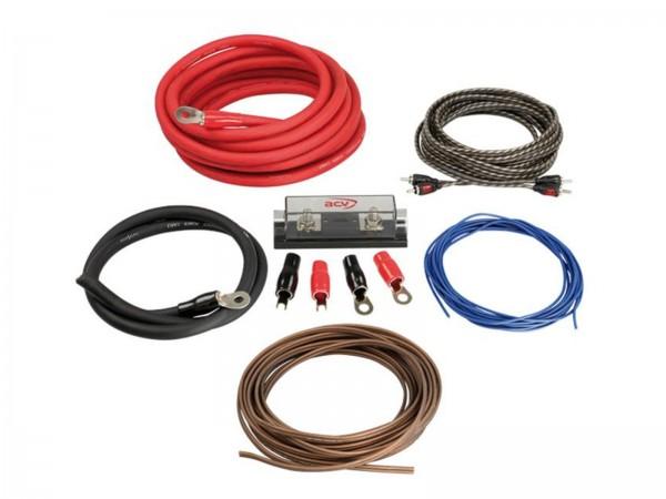 Endstufeneinbaukit Kabelset Endstufe 35mm² (WK-35)