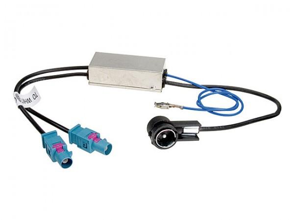 ISO-Antennenadapter 2x Fakra (1524-08)