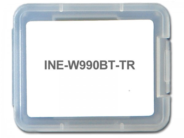 Alpine INE-W990BT-TR