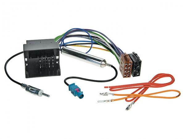 Radioanschlusskabel mit Antennenadapter auf DIN (1324-46)