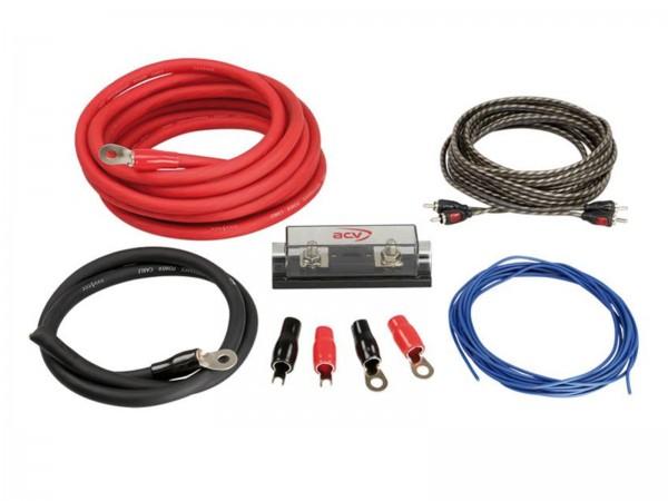 Endstufeneinbaukit Kabelset Endstufe 35mm²
