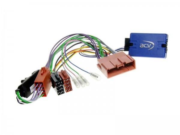 Lenkrad-Interface Mazda > ZENEC (42-MZ-410)