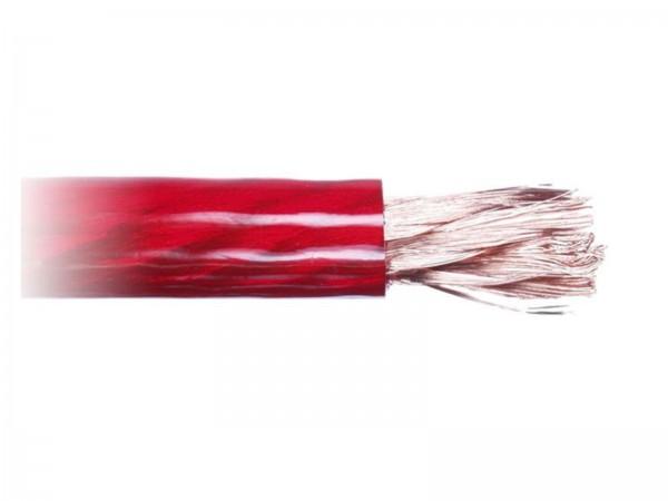 50 mm² Kabel Stromkabel - rot