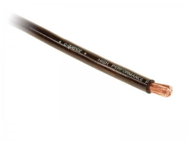 10 mm² Kabel Stromkabel - schwarz