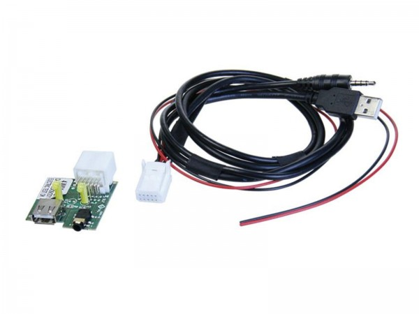 USB/AUX Ersatzplatine Hyundai