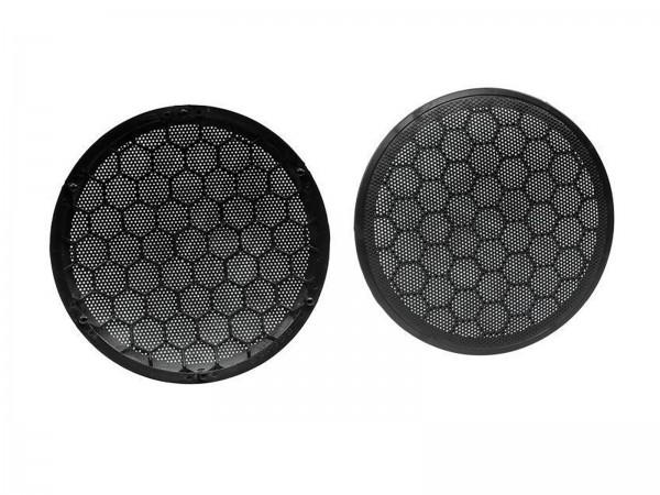 165mm Lautsprecher-Gitter schwarz Seat/Volkswagen