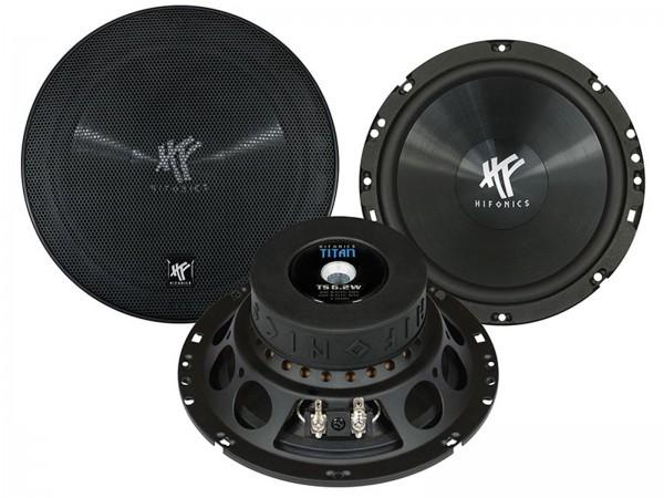 Hifonics Titan TS-6.2W