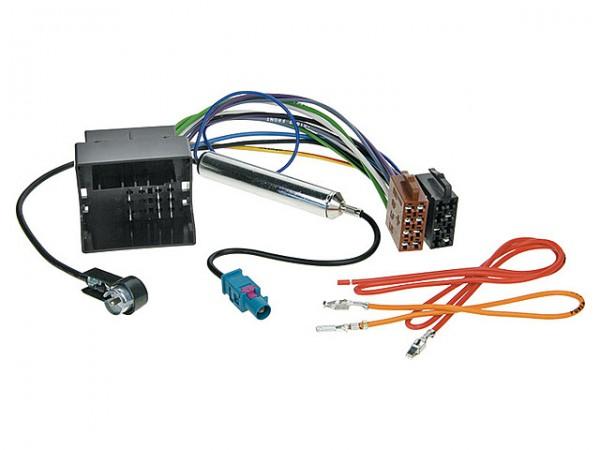 Radioanschlusskabel mit Antennenadapter auf ISO (1324-45)