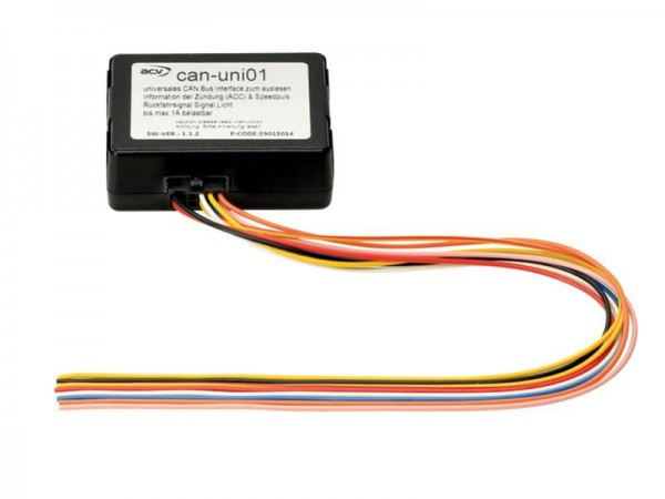 Universal CAN-BUS Adapter (CAN-UNI01)