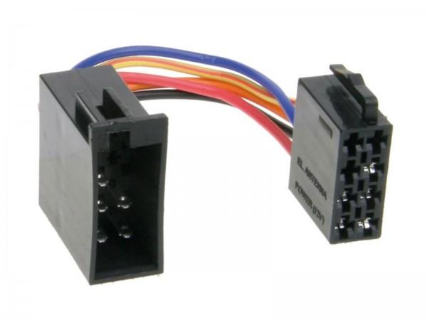 ISO Umrüstadapter Strom Verlängerung (1321-20)