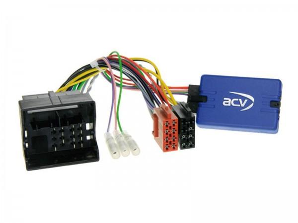 Lenkrad-Interface Peugeot > SONY (42-PG-607)