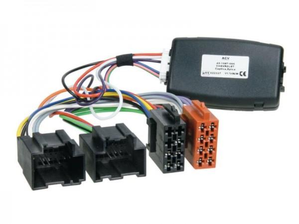 Lenkrad-Interface Chevrolet > SONY (42-1087-600)