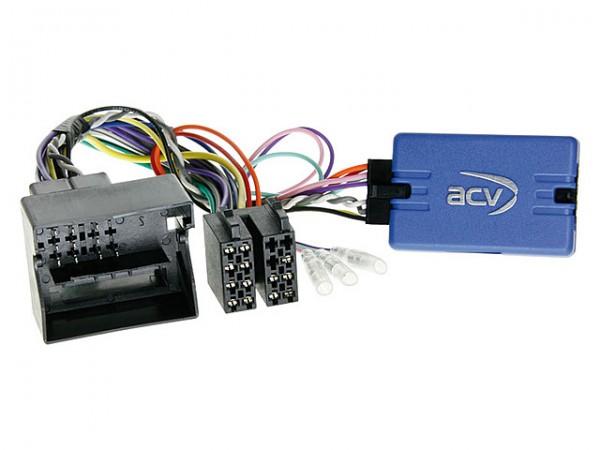 Lenkrad-Interface Citroen > ZENEC (42-CT-404)