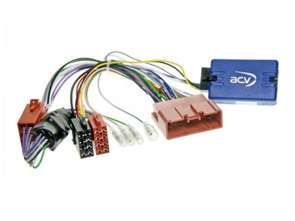 Lenkrad-Interface Mazda > ZENEC (42-MZ-401)