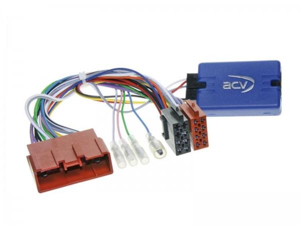 Lenkrad-Interface Mazda > SONY (42-MZ-602)