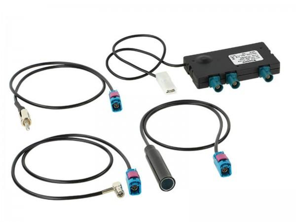Antennsplitter AM/FM DAB Splitter und Adapter (15-7562030)