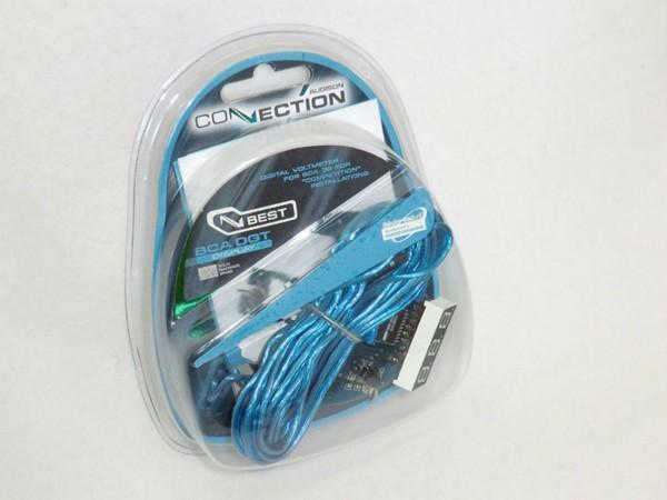 Connection Audison BCA DGTb