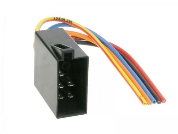 Umrüstadapter Strom ISO Buchse (1321-00)