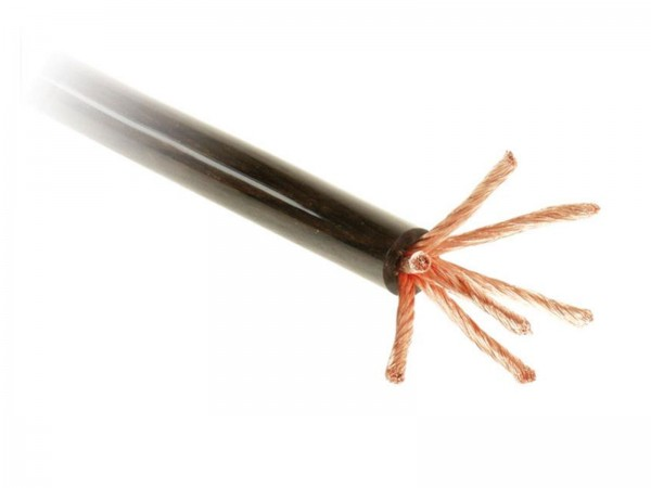 20 mm² Kabel Stromkabel - schwarz