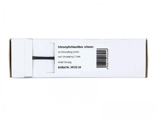 Schrumpfschlauch 2,4 mm - 1,2mm
