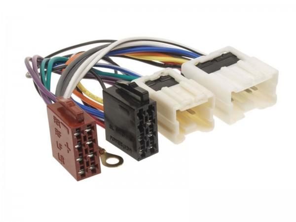 ISO Radioanschlusskabel Nissan (1214-02)