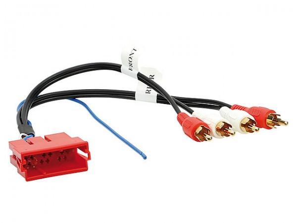 Aktivsystemadapter BOSE Audi (1445-01)