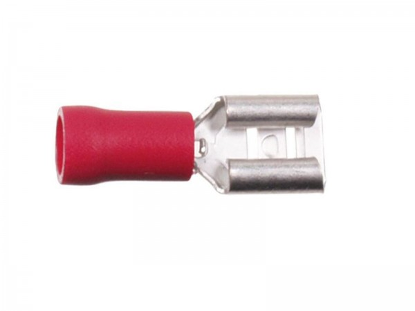 Flachsteckhülsen 6,3mm 0,5 - 1,5 mm² (346301-1p)