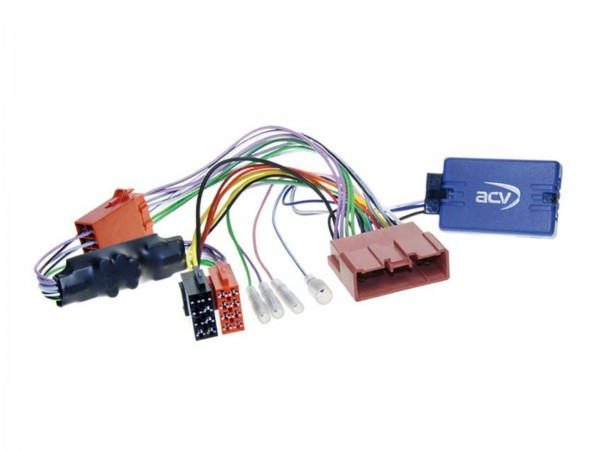 Lenkrad-Interface Mazda > CLARION (42-MZ-807)