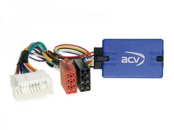Lenkrad-Interface Fiat/Opel/Suzuki > JVC (42-SZ-901)
