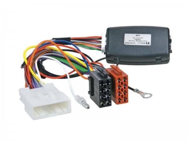 Lenkrad-Interface Nissan/Subaru > JVC (42-1215-900)