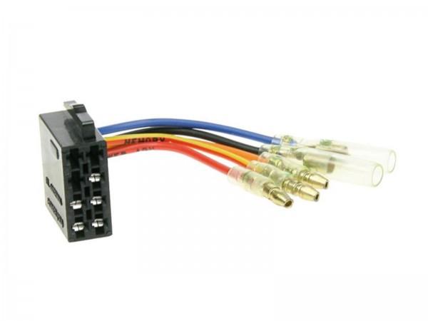 Umrüstadapter Strom ISO Stecker (1433-04)