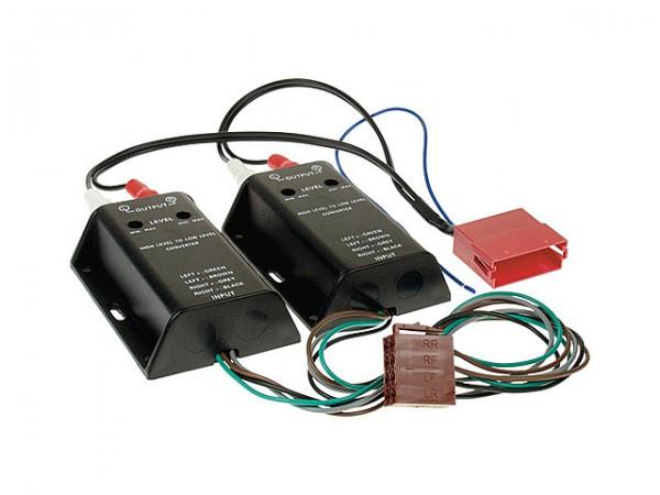 Aktivsystemadapter BOSE Audi - 2-Kanal Variante
