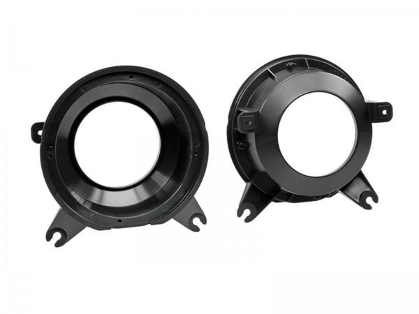 165mm Lautsprecheradapter hinten Volvo