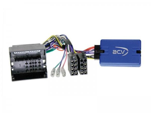 Lenkrad-Interface Opel > CLARION (42-VX-802)