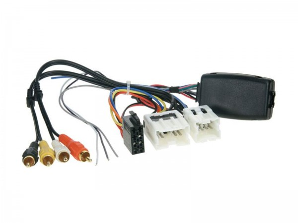 Lenkrad-Interface Nissan > JVC (42-1214-901)