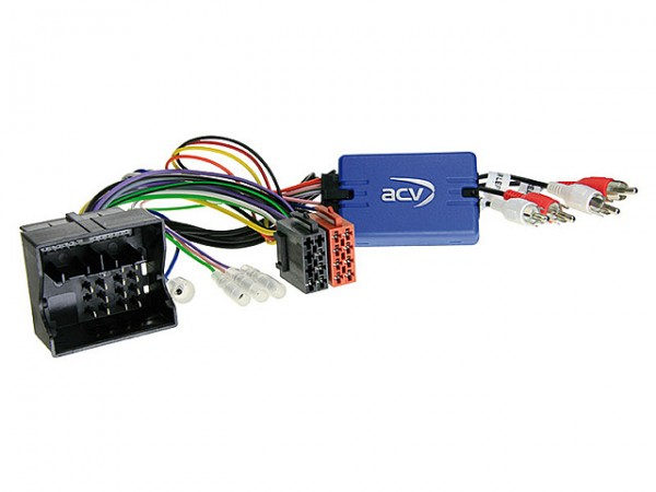 Lenkrad-Interface Audi > BLAUPUNKT (42-AD-502)