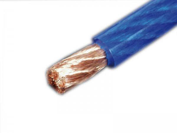 DIETZ 10 mm² Kabel Stromkabel - blau