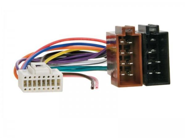Alpine Radioanschlusskabel 16 polig (450501)