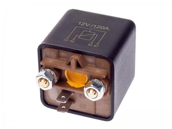 Batterie Trennrelais 12V / 120 Ah