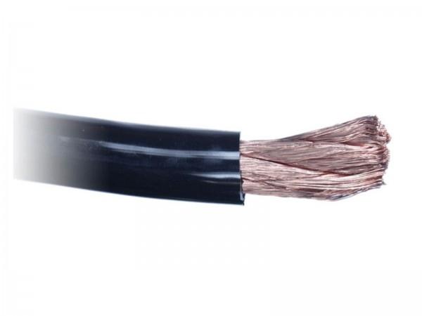 50 mm² Kabel Stromkabel - schwarz