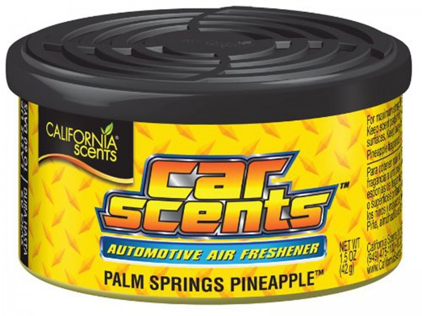 California Scents CarScents - Palm Springs Pineapple