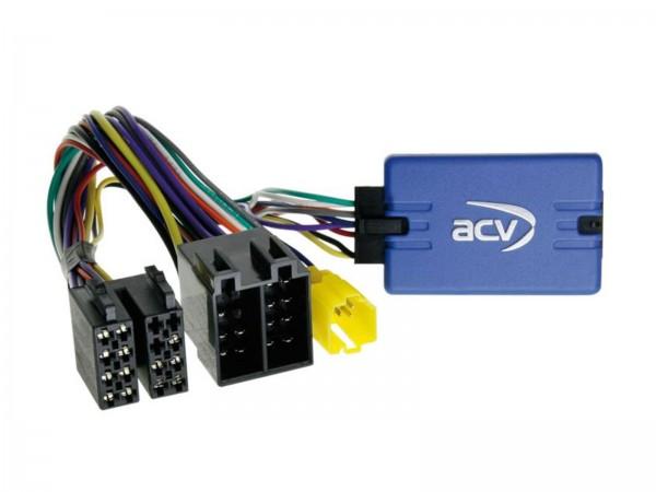 Lenkrad-Interface Nissan/Renault > JVC (42-RN-905)